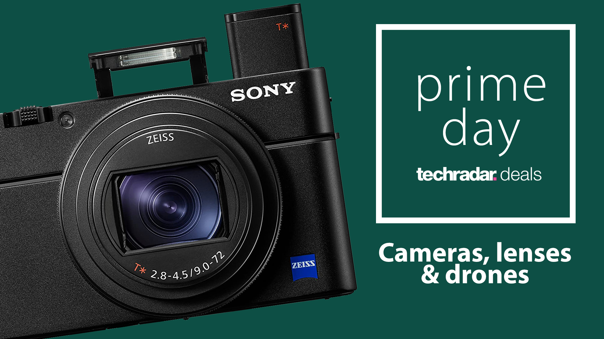 Best Prime Day camera deals 2021: the biggest photographic savings we saw