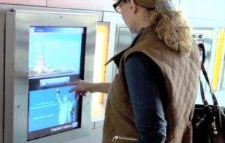 NYC smart booths