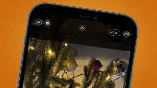 Apple ProRaw on iPhone 12 Pro