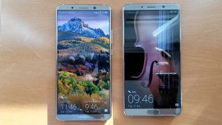 Huawei Mate 10 vs Huawei Mate 10 Pro: what's the difference