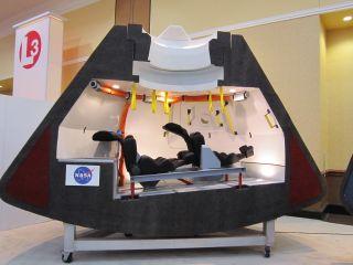 Boeing's CST-100 space capsule