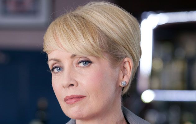 LYSETTE ANTHONY PLAYS MARNIE NIGHTINGALE IN HOLLYOAKS
