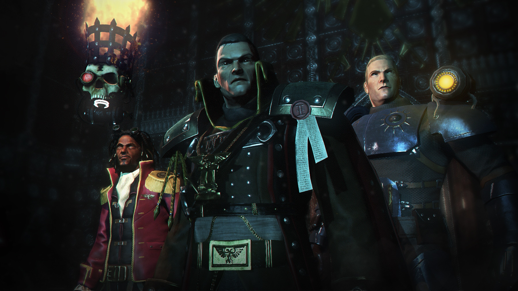 A Warhammer 40,000 live-action television series is in the works | PC Gamer