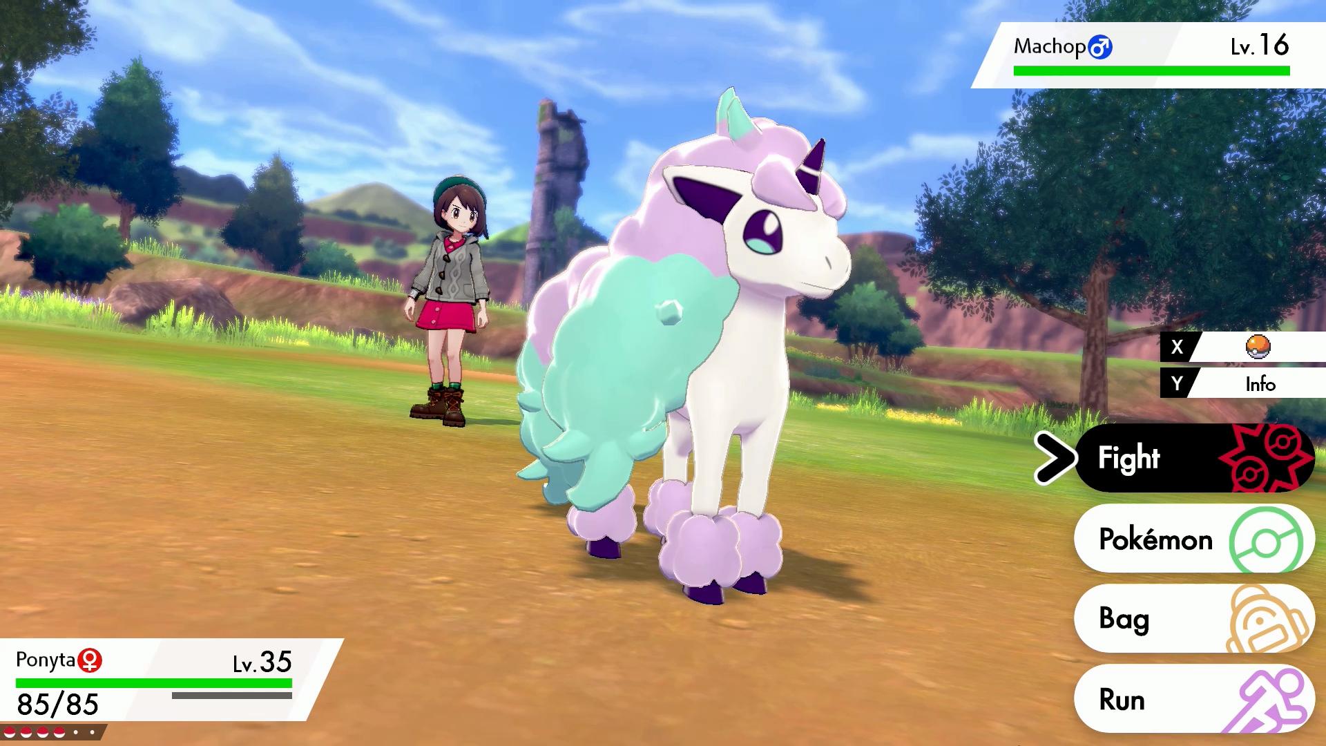 Best Nintendo Switch Games: Pokemon Sword and Shield