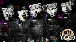 a press shot of man with a mission
