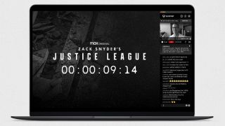 Zack Snyder's Justice League on Scener