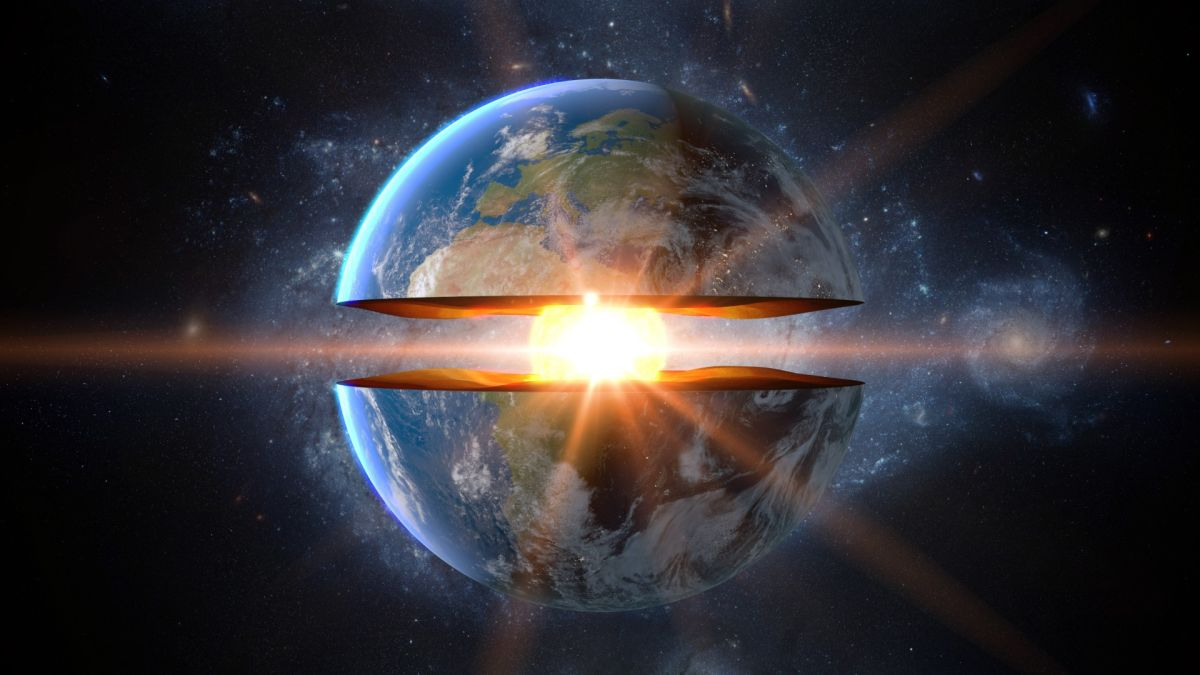 'New hidden world' discovered in Earth's inner core