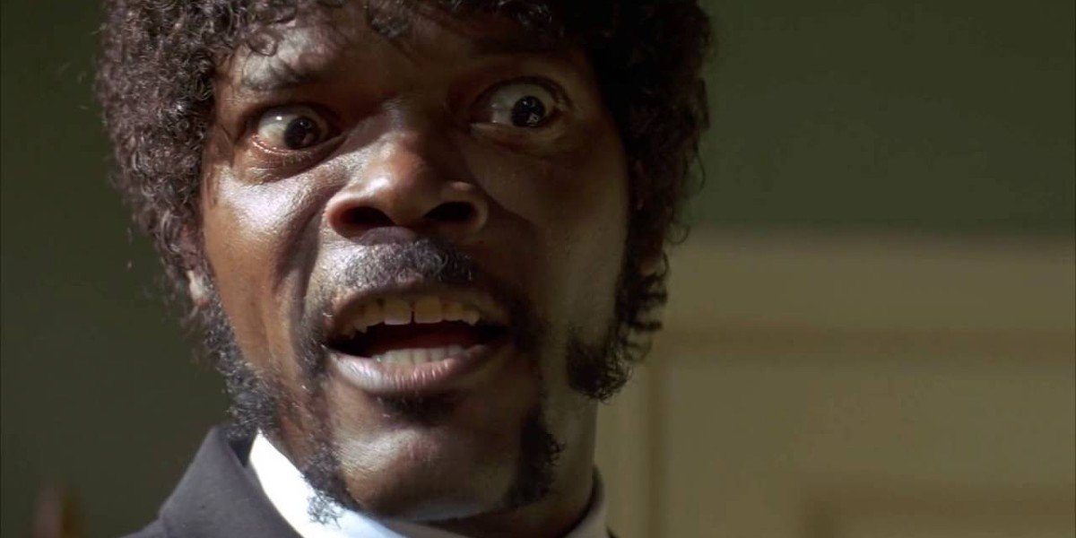 Samuel L. Jackson - Pulp Fiction