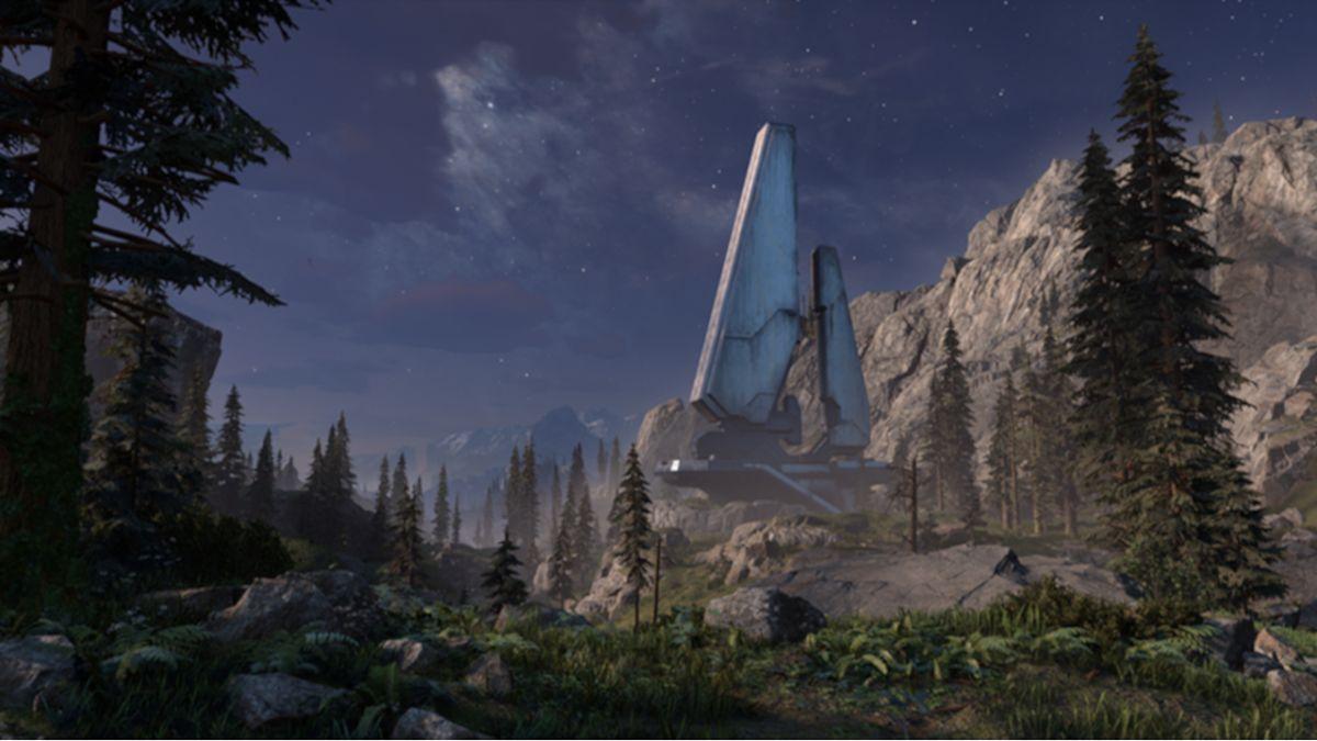 Halo Infinite looks great in new 4K screenshots - Gamesradar