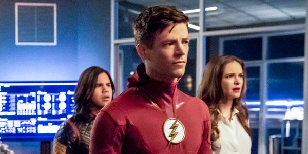 the flash barry allen