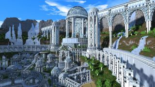 Minecraft adamantis build