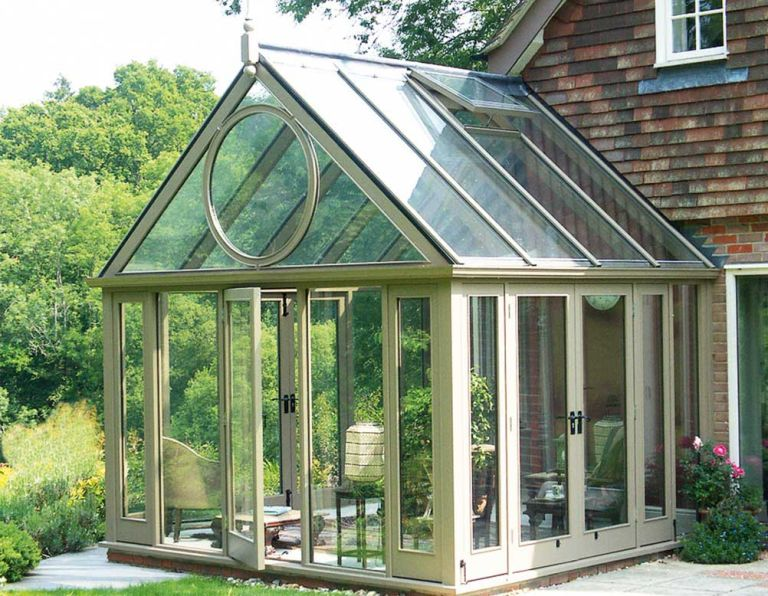 what to consider when choosing a conservatory real homes