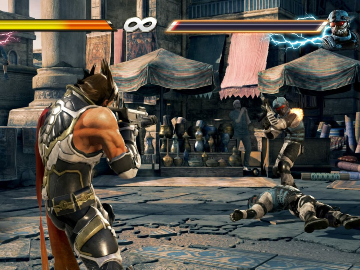 Tekken 7 Reviewed: 7 Reasons You Need to Play   Tom's Guide