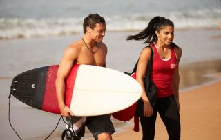 Home and Away, Willow Harris, Dean Thompson