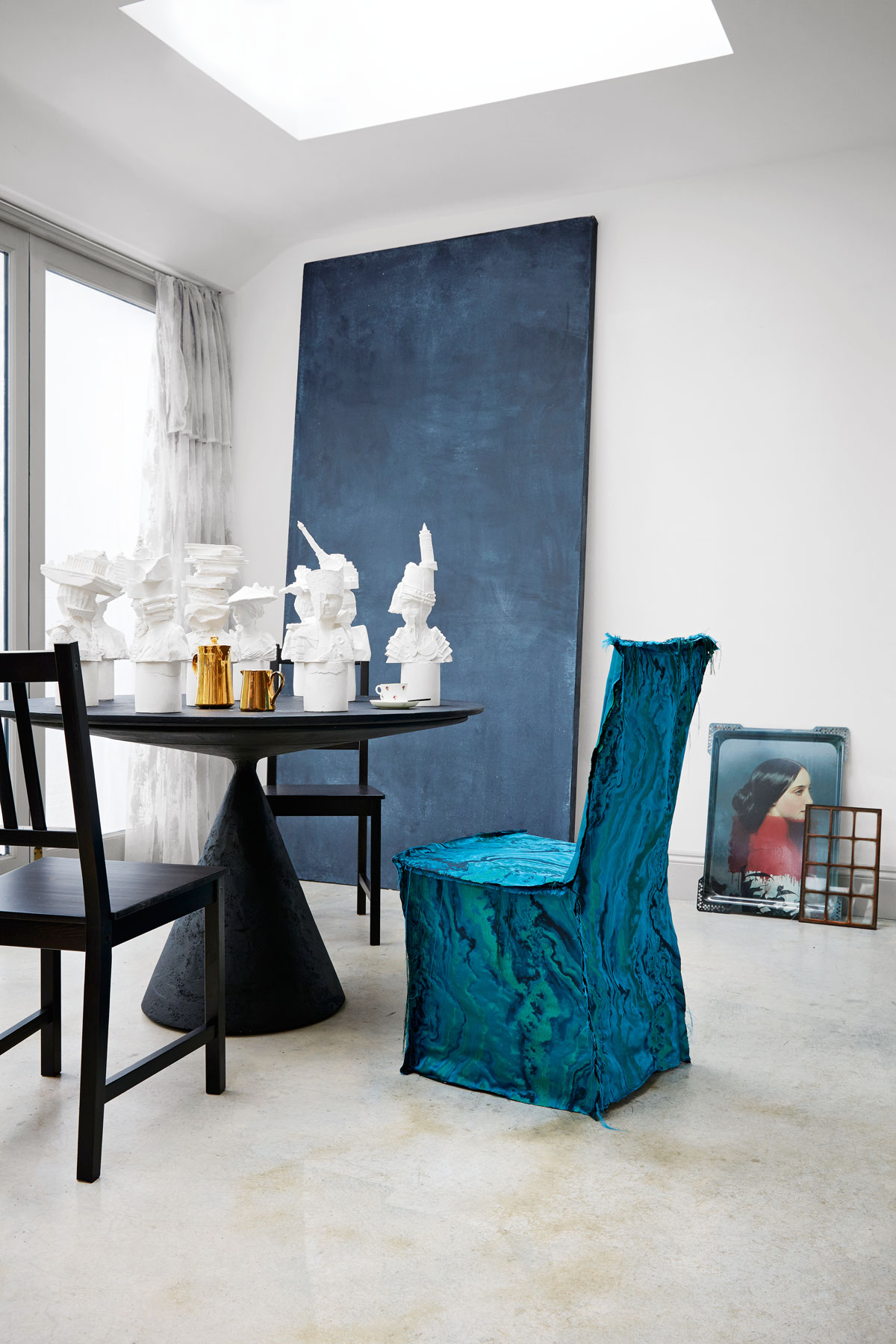Decorating Trend: Distressed Glamour | Livingetc