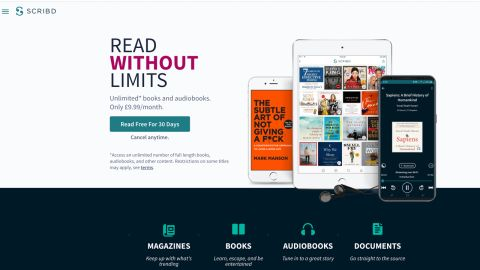 Scribd review