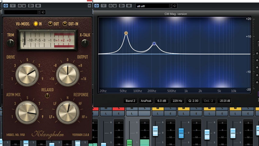 6 ways to customise distortion with EQ