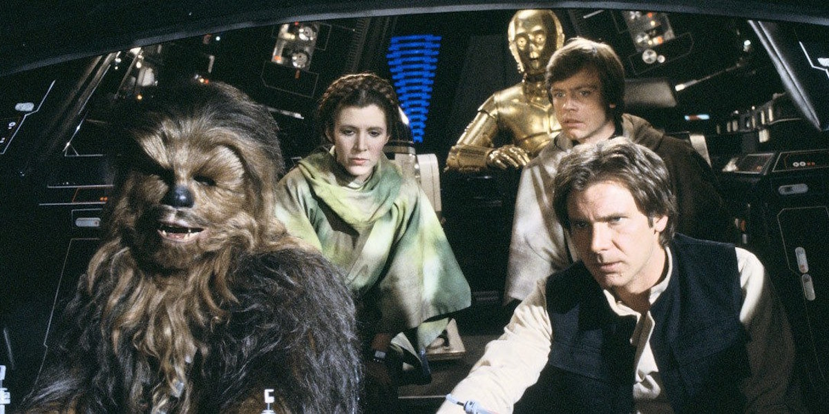 Star Wars Rumor: Are Characters Being De-Aged?