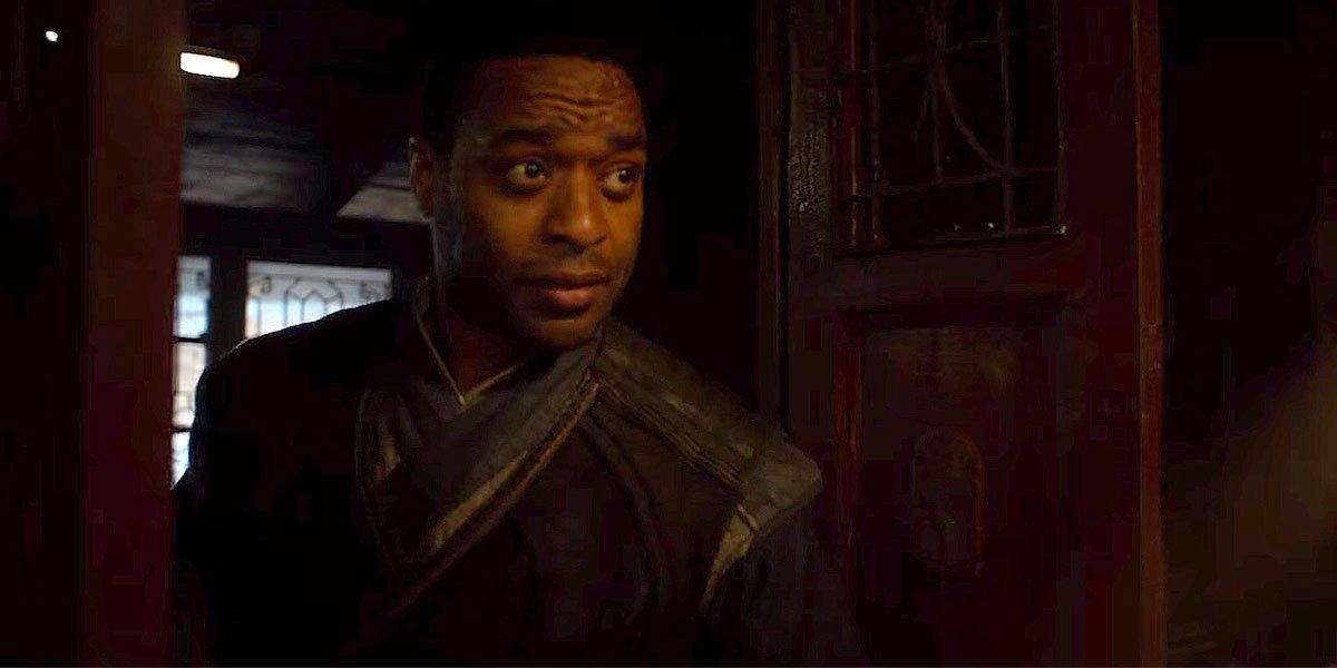 Chiwetel Ejiofor in Doctor Strange