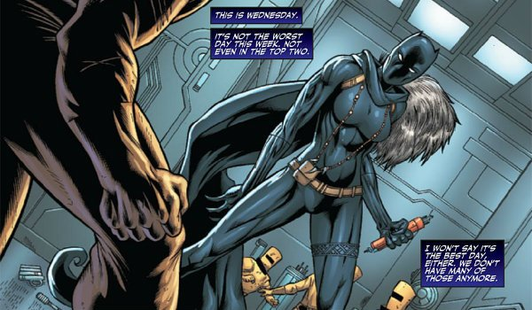 Shuri Marvel Comics Black Panther