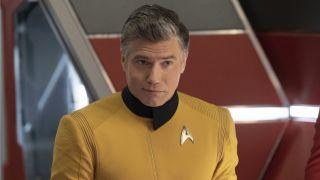 Christopher Pike in Star Trek: Short Treks