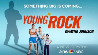 Dwayne Johnson comedy Young Rock