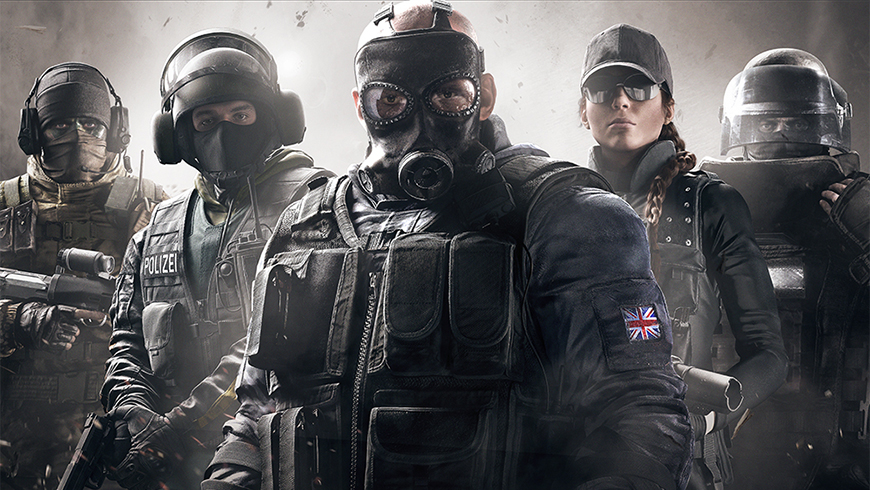 Rainbow Six Siege is switching to CS:GO-style recoil