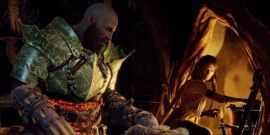 God Of War Bloopers Reel Shows Everything That Goes Wrong Making Video Games