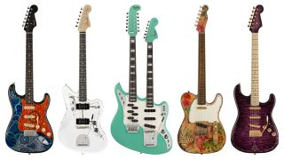 Fender 2021 Prestige Collection
