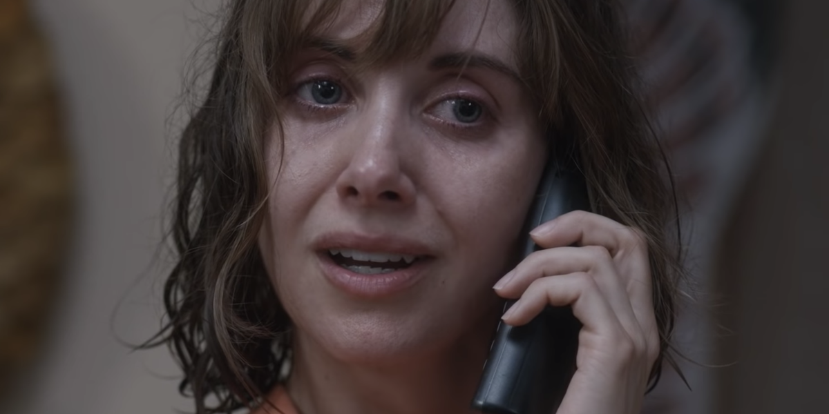 Alison Brie in Netflix's Horse Girl