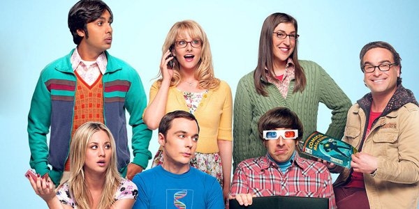 The Big Bang Theory final season cast