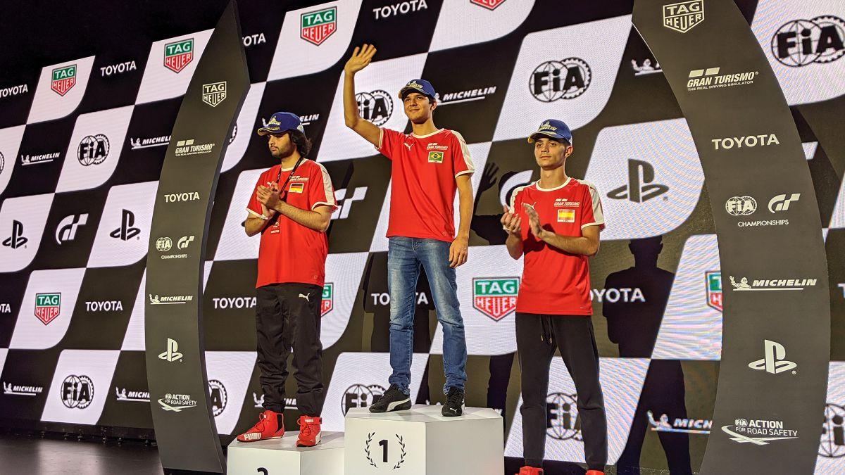 How Sony's Massive Gran Turismo Championship Finally Sold Me on Esports
