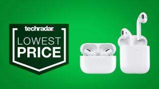 promotion sur les écouteurs Apple AirPods