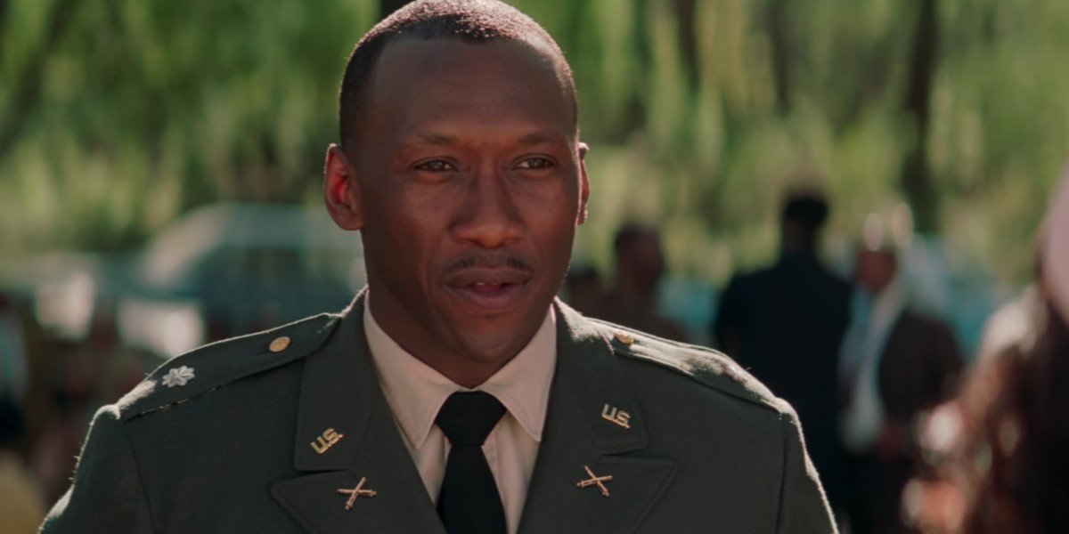Mahershala Ali in Hidden Figures