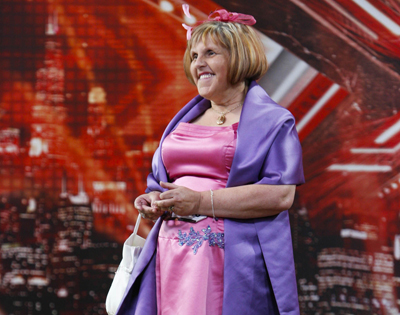 Week five of the auditions saw the return of some familiar faces, including onetime hopeful Ceri Rees