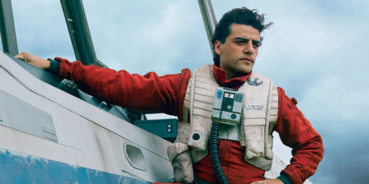 Oscar Isaac - Star Wars: The Force Awakens