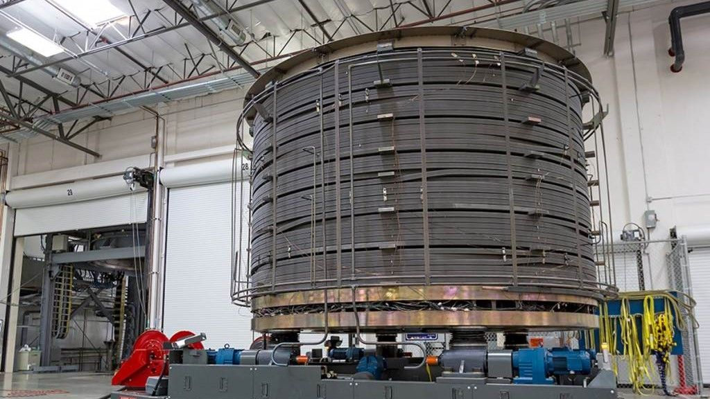 World's most powerful magnet begins journey to heart of giant fusion experiment