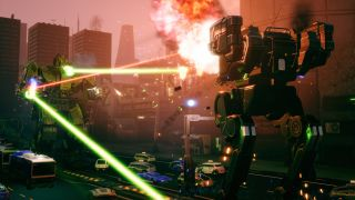 BattleTech: Urban Warfare puts mechs back where they belong
