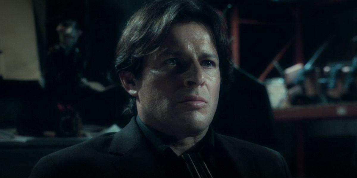 Costas Mandylor as mark Hoffman in Saw V