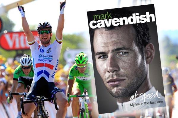 Mark Cavendish, At Speed book