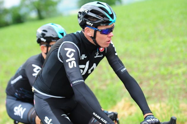 Porte and Froome set for duel to decide Dauphiné