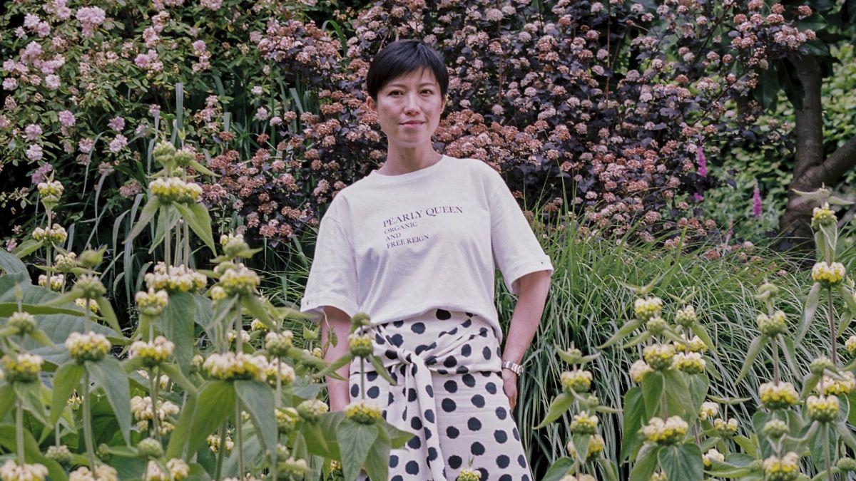 5 ways the Creative Director of Jimmy Choo has created a restorative garden escape