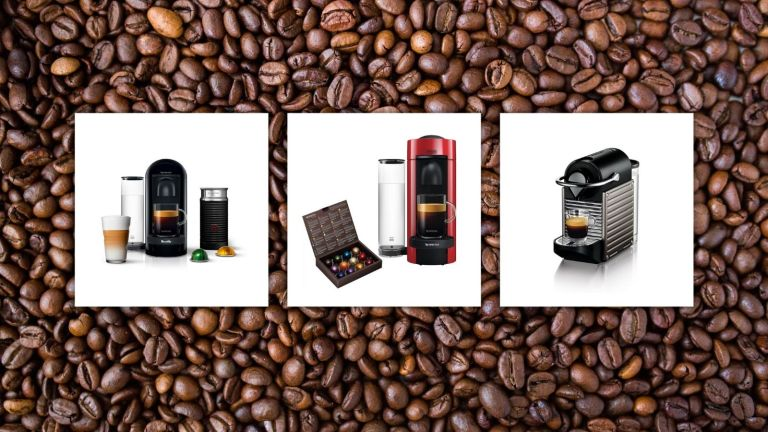 Nespresso deals: Nespresso Coffee Machines- new models