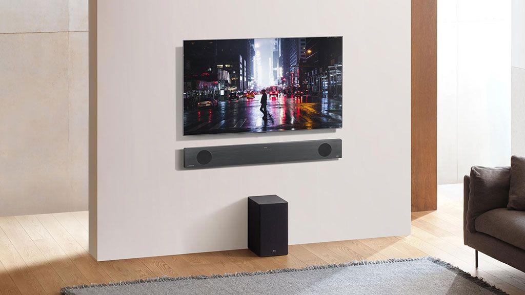 LG's 2019 Dolby Atmos soundbar range arrives in Australia next month