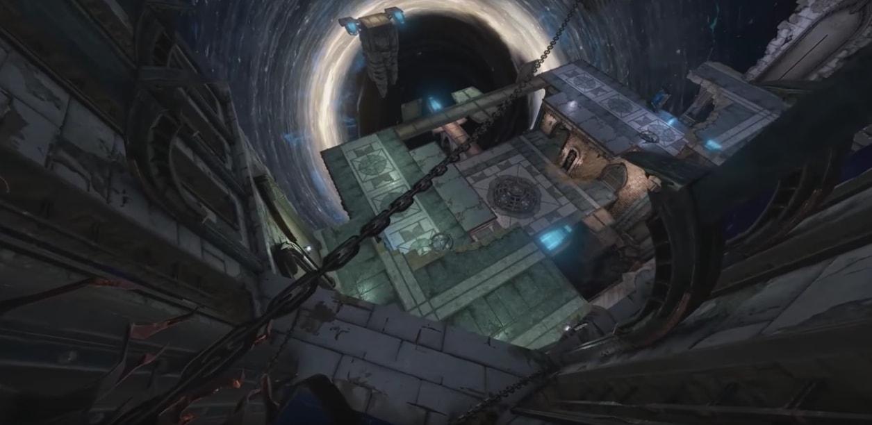 Quake Champions is getting classic 'The Longest Yard' map