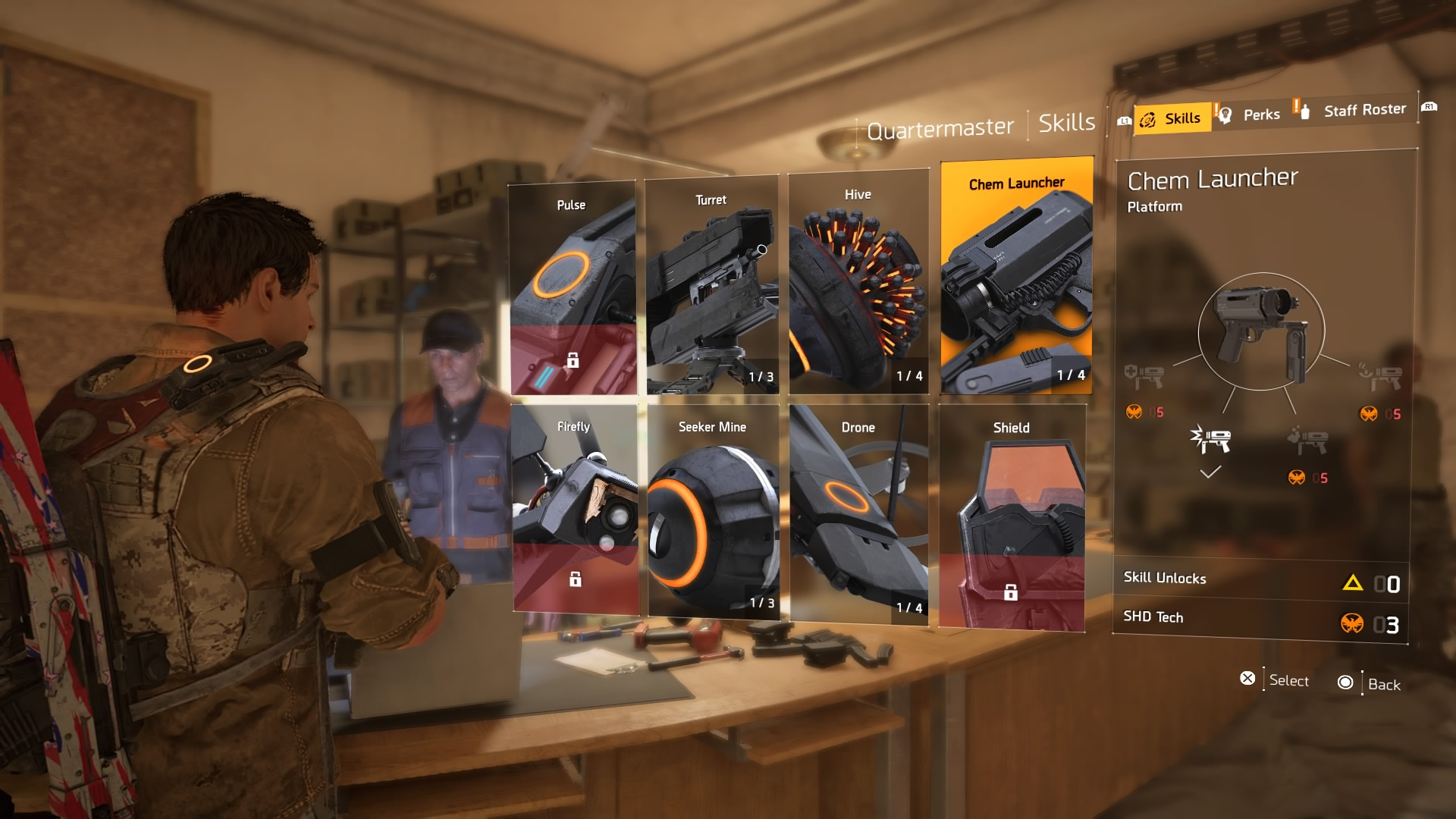 The best Division 2 skills: the gear you need to incinerate and