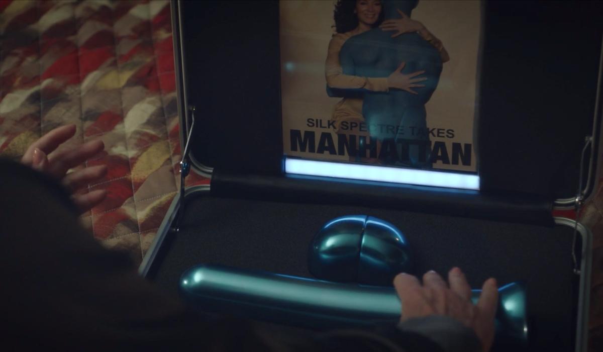 watchmen tv show doctor manhattan vibrator