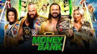 Watch WWE Money in the Bank 2020 4/10/20