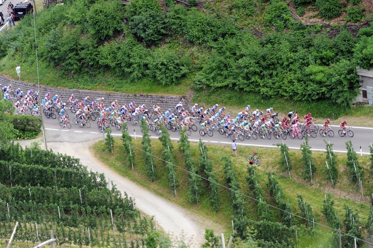 Giro d'Italia 2010, stage 17