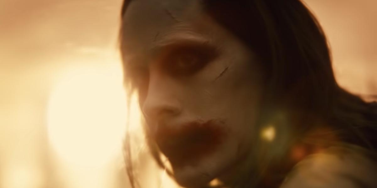 Jared Leto's Joker in Snyder Cut's trailer
